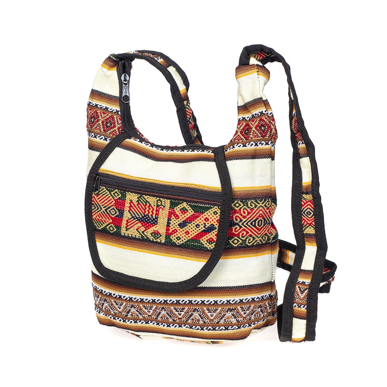 снимка на Дамска чанта голяма бежова