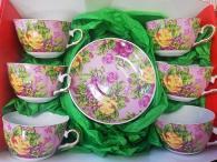снимка на Комплект  за чай и кафе