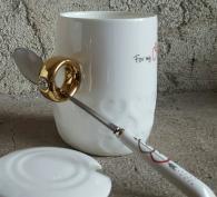 Комплект за чай с чайниче