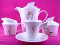 Елегантен сервиз за чай или кафе