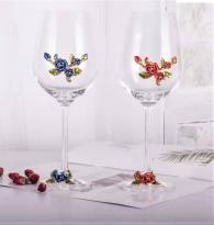 снимка на Комплект чаши за вино