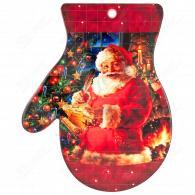 снимка на Коледна подложка за горещо