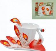 Луксозен комплект за кафе / чай