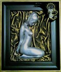 Авторска картина Жена
