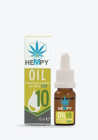 HEMPY OIL 10