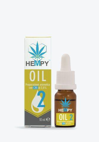 HEMPY OIL 2
