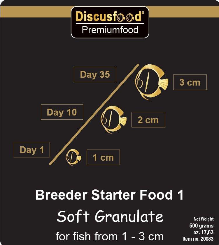снимка на Breeder Starter Food I