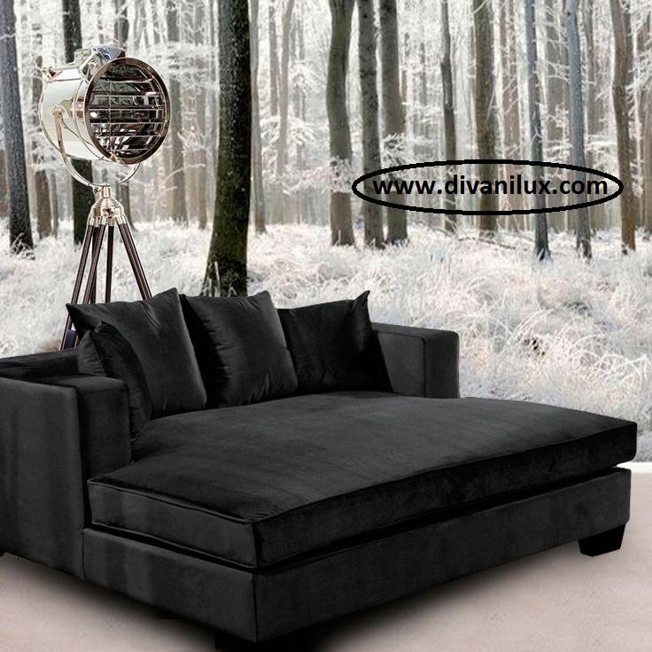 снимка на Луксозен диван за домашно кино