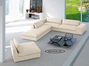 Пе-образен диван с гъши пух  № 205