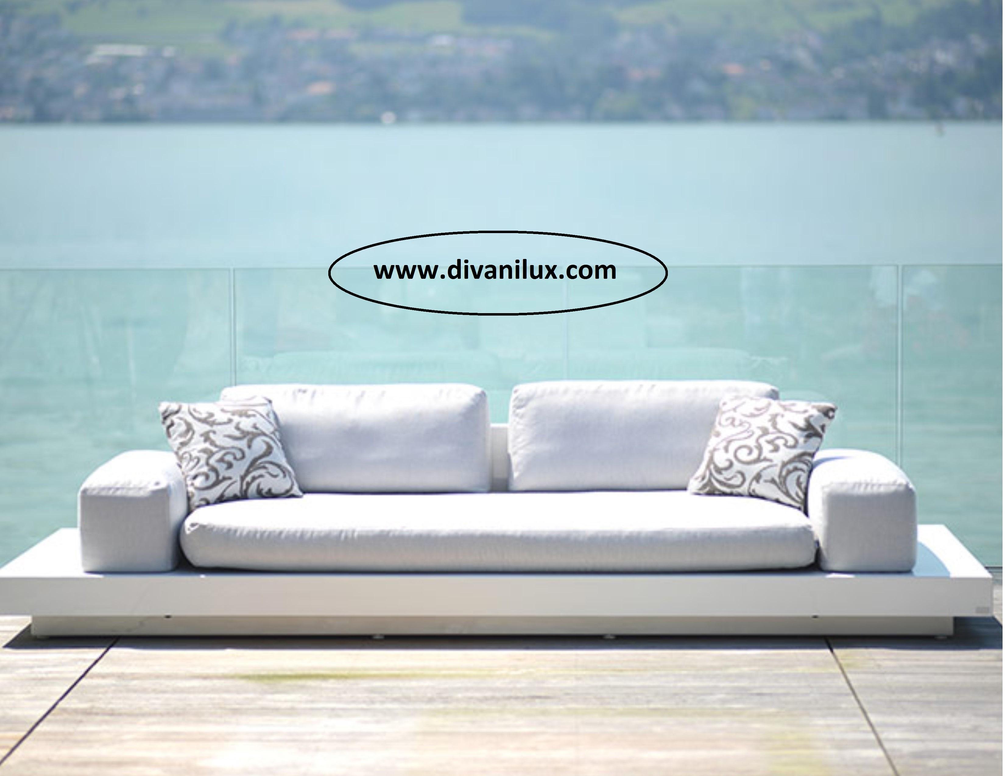 снимка на уксозен прав диван двойка по поръчка