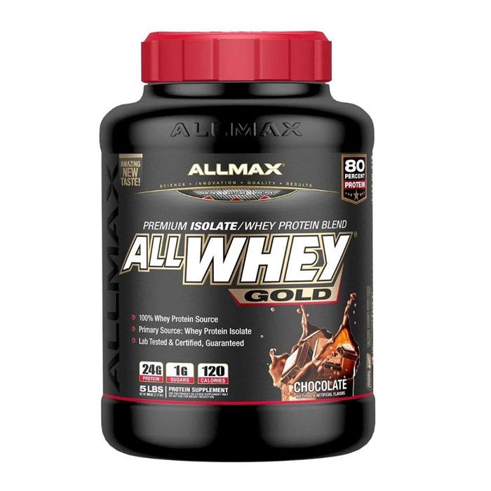 снимка на Allmax Nutrition All Whey Gold