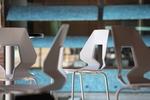 снимка на луксозни дизайнерски бар столове