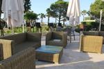 снимка на Ратанова луксозна мебел за закрита тераса