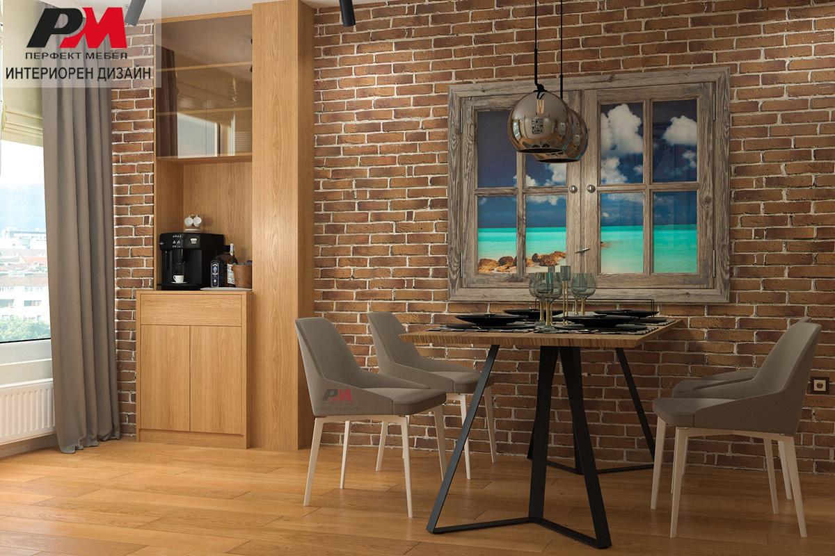 снимка на Уют и индивидуален дизайн в градското жилище