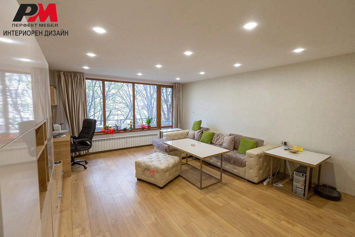 снимка на Луксозен дизайн на апартамент в Центъра, гр.Софиякв.м.