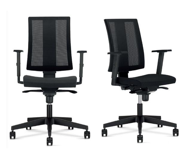 снимка на Работен стол NAVIGO BL mesh