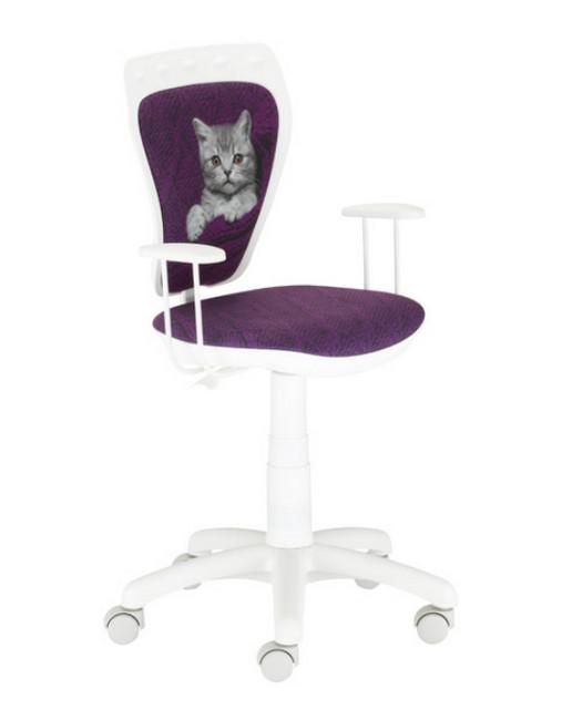 снимка на Детски стол Ministyle white