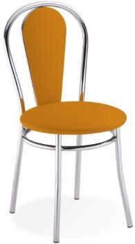 снимка на Кафе стол TULIPAN PLUS chrome