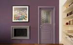 снимка на Интериорни врати с цветове ral мдф