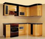дизайнерски извити кухни