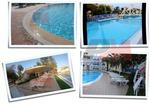 решетки за басейни за плувни комплекси с нисък човекопоток