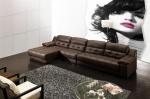 снимка на Дизайнерски дивани от естествена или еко кожа