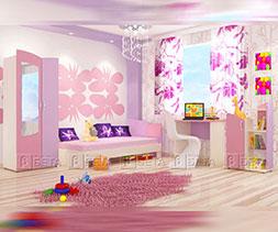снимка на Детска стая за момиче Алиса