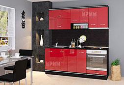 снимка на Готови мебели за кухня Сити