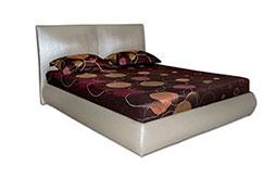 Тапицирано легло еко кожа Виктория