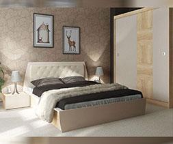 снимка на Модулно спално обзавеждане Таис