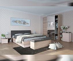 снимка на Модулни мебели за спалня Фаворит