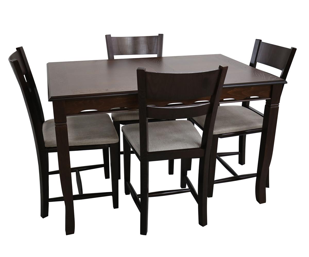 снимка на Комплект за трапезария маса с  стола  / + /  см.