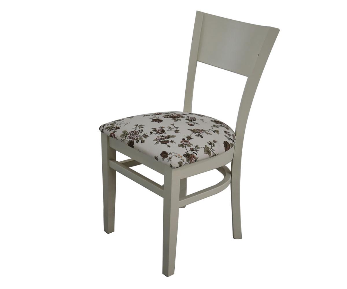 снимка на Трапезен стол с тапицерия Натали