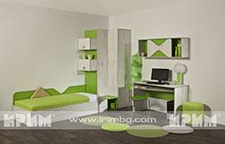 снимка на Мебели за детска стая Клео