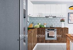 снимка на Готово обзавеждане за кухня MDF Сити