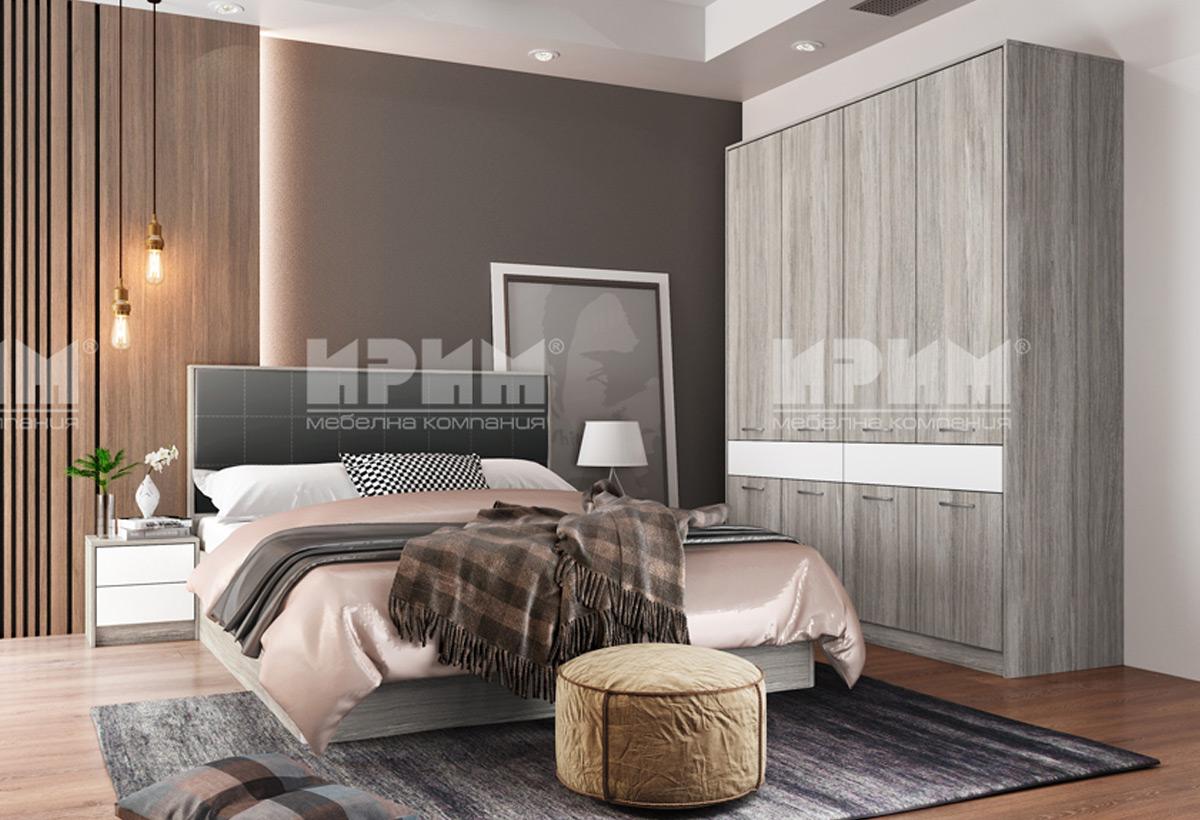 Комплект мебели за спалня Сити 7044