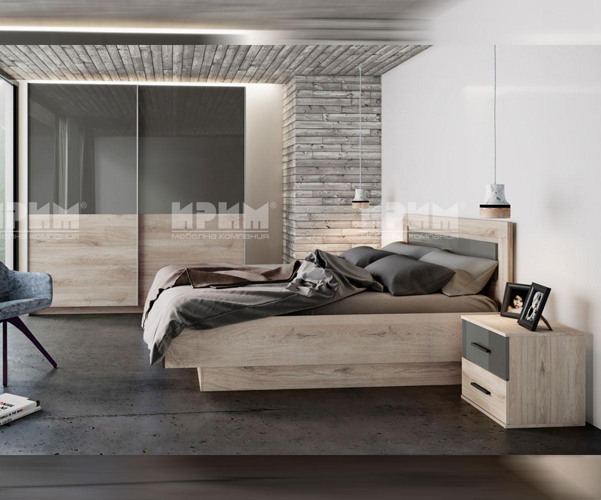 Комплект спални мебели Сити 7045
