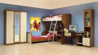 снимка на Детска стая за две деца Симпли