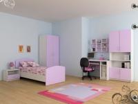 снимка на Розова детска стая
