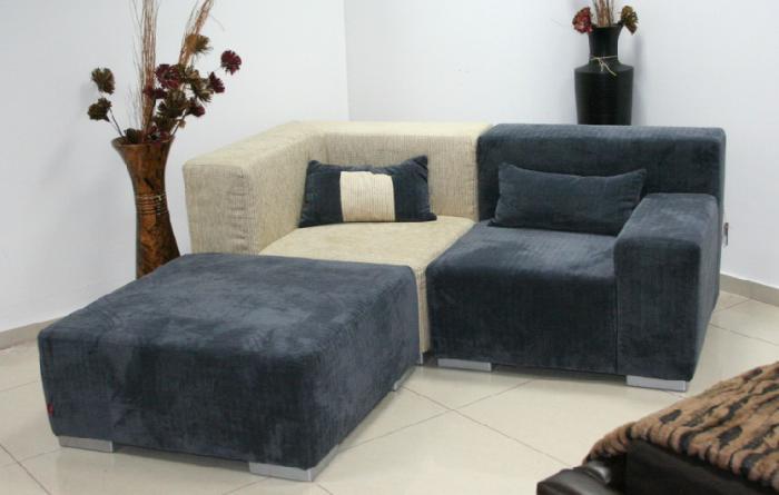 Ъглово диванче