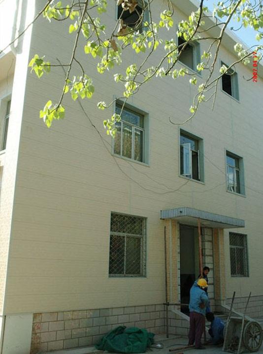 Външна изолация на сгради