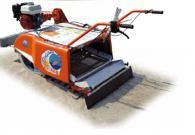 снимка на Ръчноводими плажни машини с размер хмм