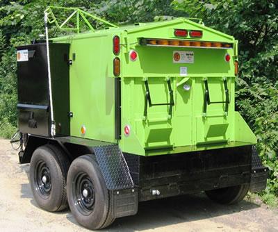 Блок за рециклиране на асфалт