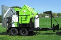 снимка на Машини за събиране и разтопяване на асфалт