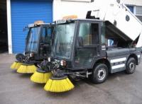 Машина за почистване на улици