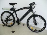 снимка на Електрически  планински велосипед