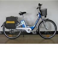 снимка на Градски електрически велосипед
