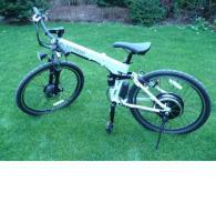 снимка на Електрическо колело