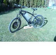 снимка на Поръчков велосипед  електрически