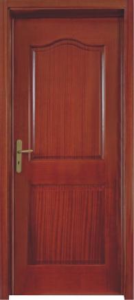 Стилна интериорна врата Residenz R1/ Бук